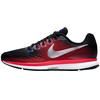 Nike Air Zoom Pegasus 34 Löparsko Herr röd/svart